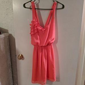 eyelash couture Dresses - Eyelash contour dress
